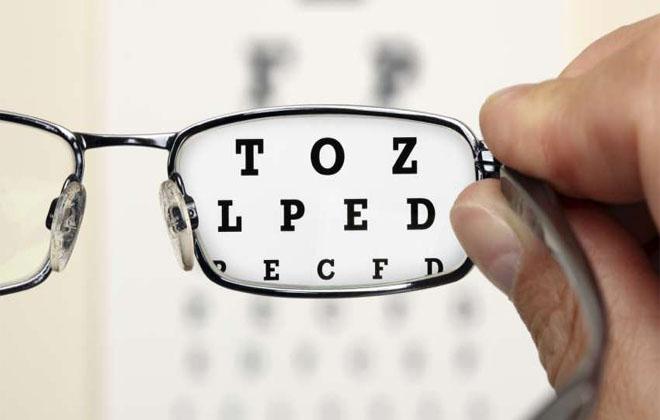 Нарушение (проблемы) зрения