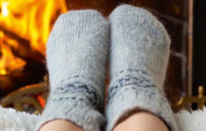 Ноги холодеют