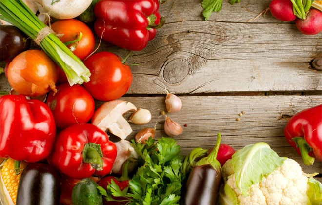 Овощи для лечения