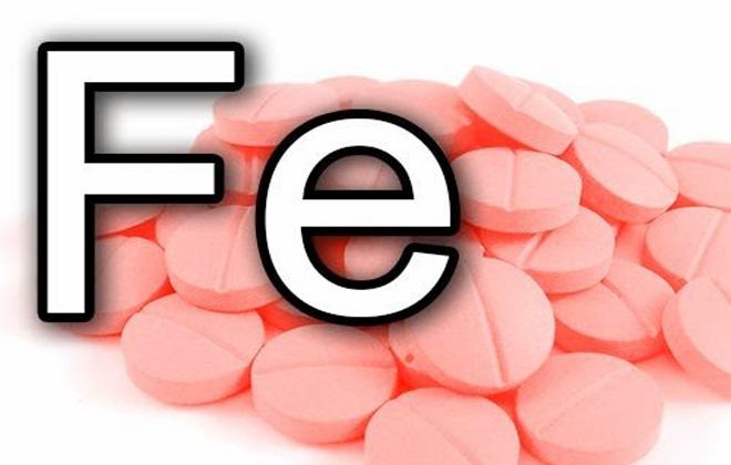 Препараты с железом
