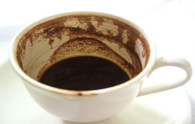 Примеси кофейной гущи