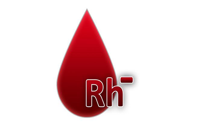 Rh- отрицательный