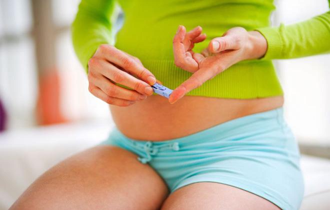 Сахарный диабет у беременной