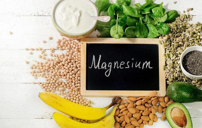 Снижение содержания магния