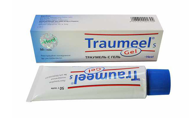 Траумель препарат