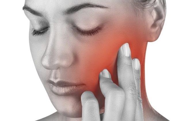 Травмирование челюсти