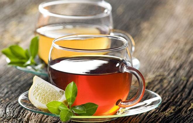 Витаминный общеукрепляющий чай