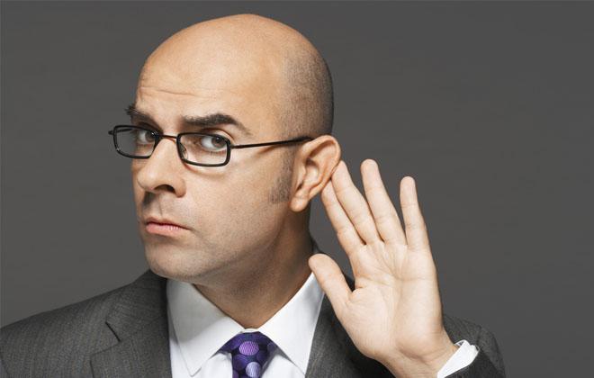 Временное ухудшение слуха
