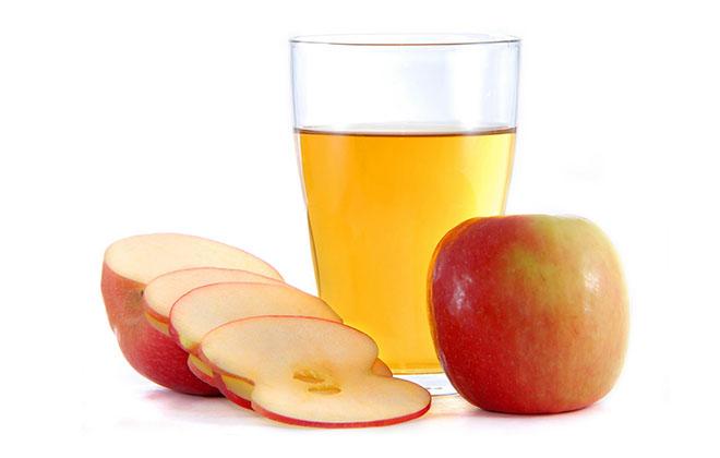 Яблочный уксус от анемии
