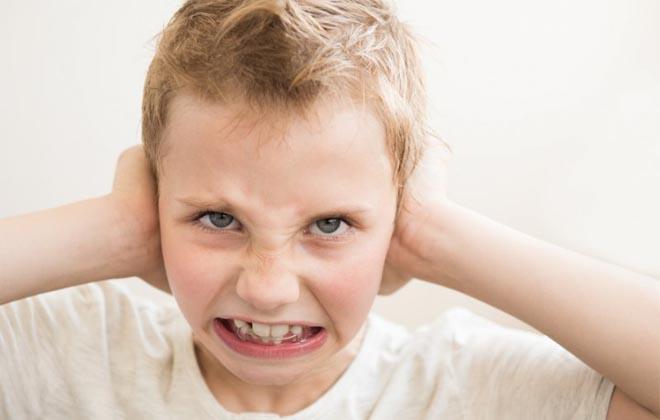 Эмоциональный стресс ребенка