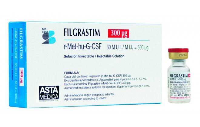 Филграстим препарат