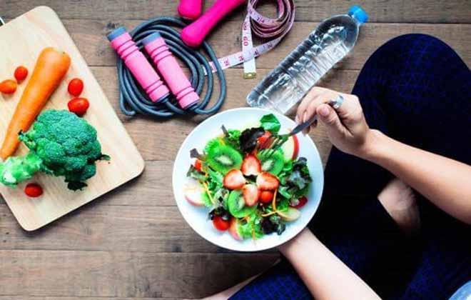 Здоровый образ жизни при понижении