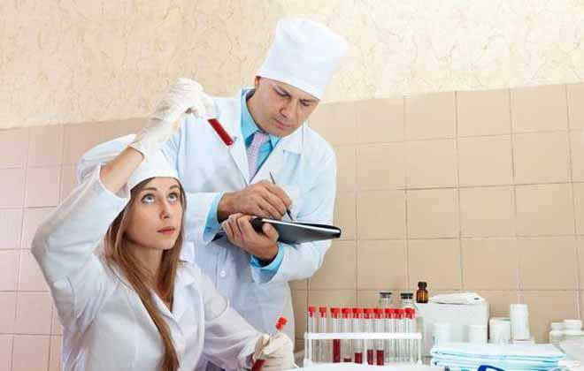 Лабораторные исследования крови