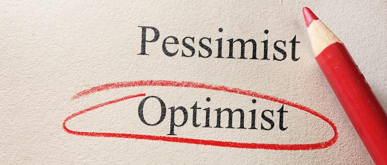 Оптимист-пессимист