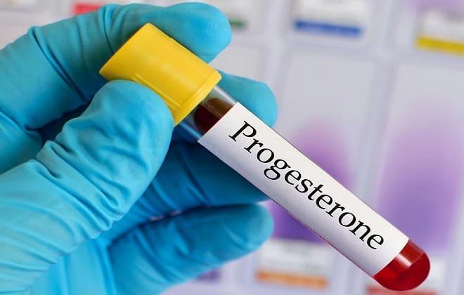 Повышенные показатели прогестерона