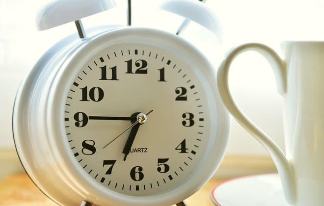 Снижение гормона с пяти и до семи утра