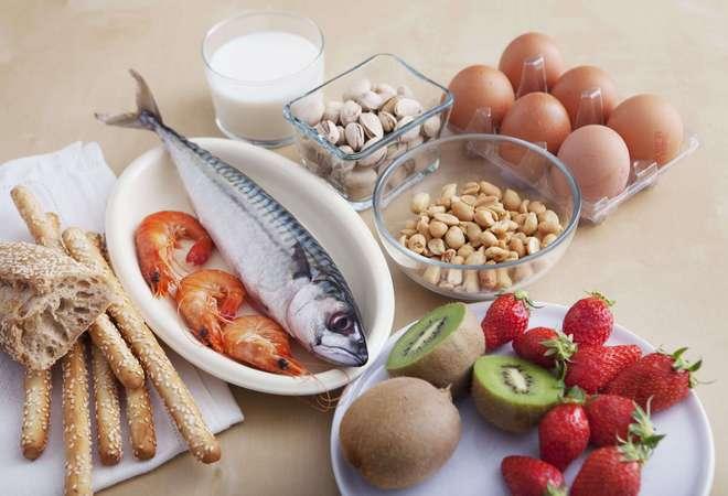 Аллергия на еду