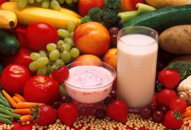 Правильная диета для поджелудочной