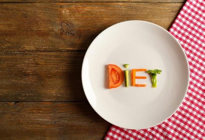 Список блюд диеты