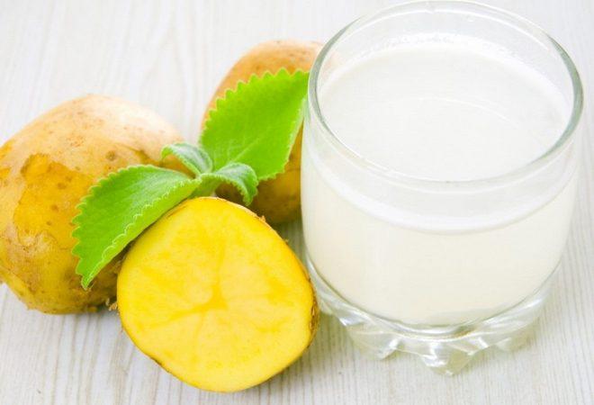 Как принимать картофельный сок при гастрите: с повышенной кислотностью, лечение, правильно пить