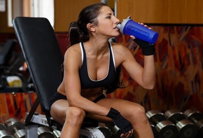 Физкультура и пищевые добавки