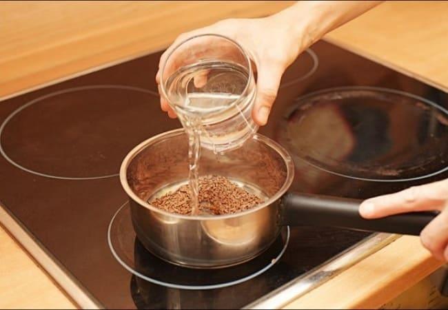 Семя льна при гастрите: как пить отвар, как приготовить, рецепт