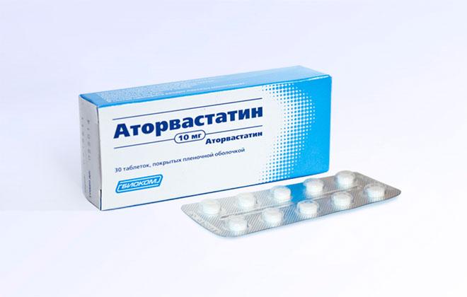аторвастатин v таблетки - Симптоми на микроинфаркт и първи признаци при жени