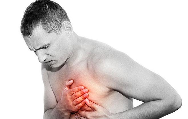 Какие боли при инфаркте миокарда, боль в груди и животе при инфаркте