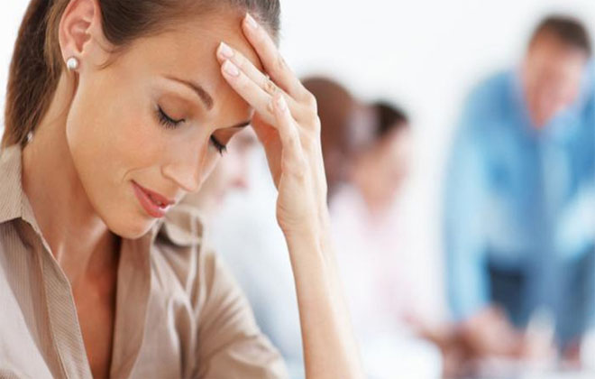 Частые головные боли