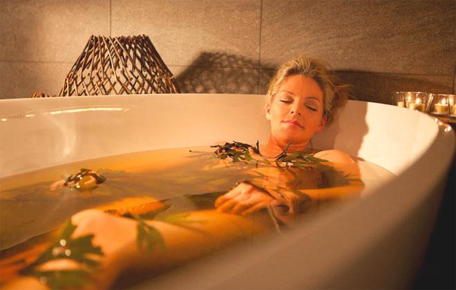 Горчичная ванна