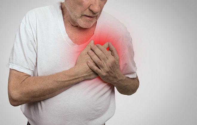 Первые признаки предынфарктного состояния у мужчин