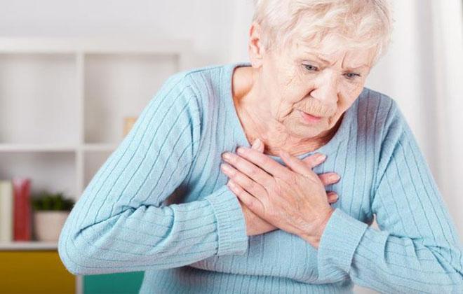 Инфаркт у взрослой женщины