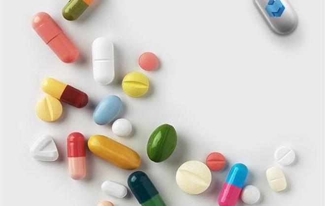 Лечебные таблетки