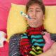Может ли быть повышенная температура при ВСД