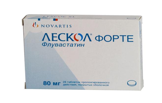 Препарат Лескола