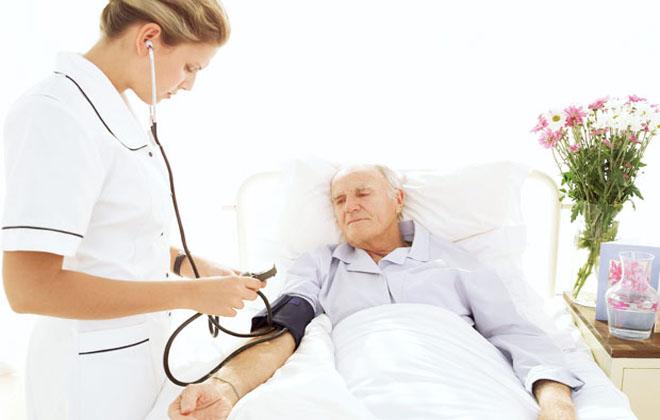 Присмотр врача