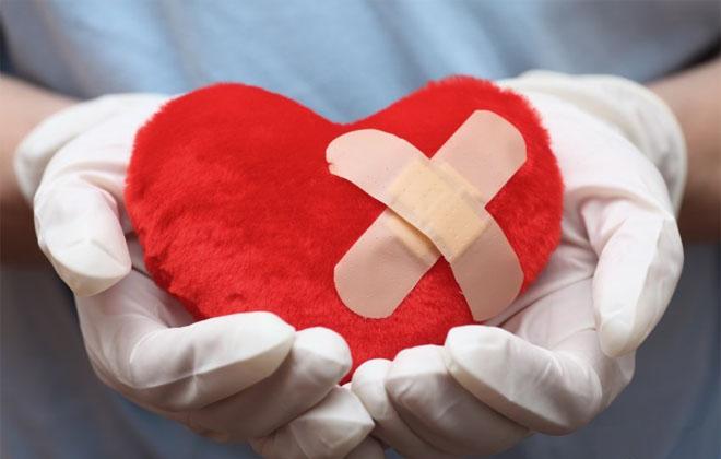 Сердце заболевшего
