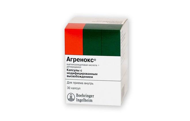 Агренокс препарат