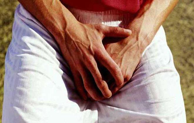 Боль яичка