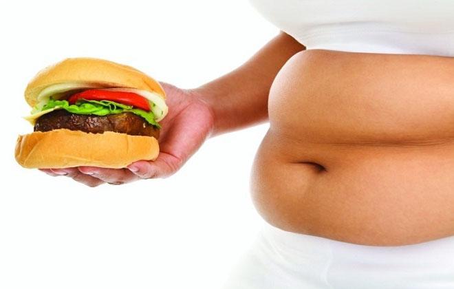 Болеть ожирением