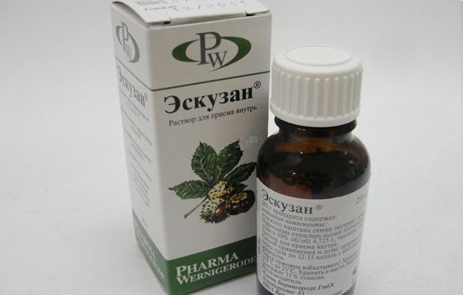 Эскузан препарат