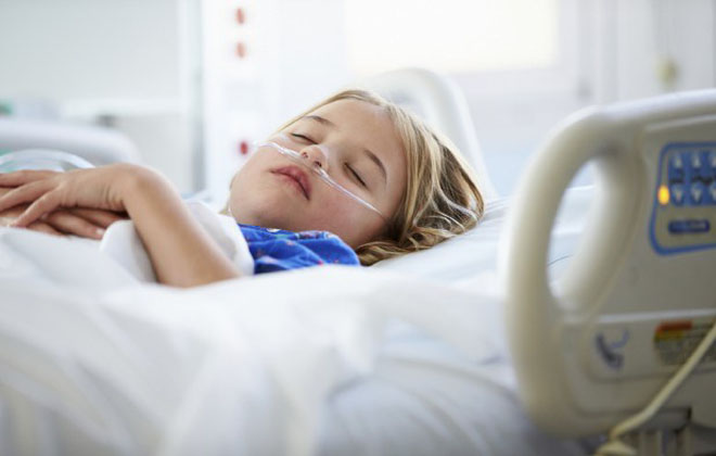 Инсульт у детей: причины и последствия