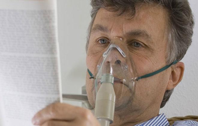 Кислородной терапии