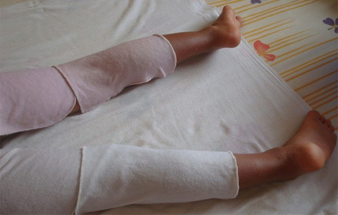 Компрессы для ног