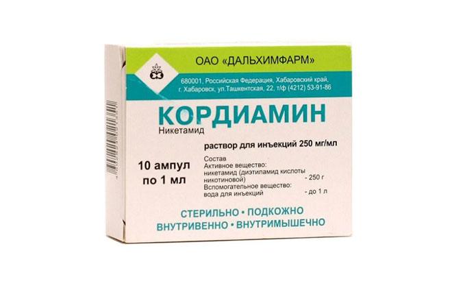 Изображение - Гипотония уколы kordiamin-preparat