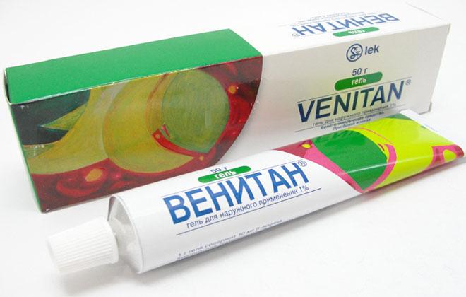 Мазь Венитан