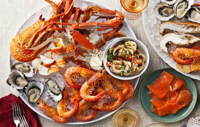 Набор морепродуктов