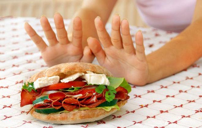 Отказ от приема пищи
