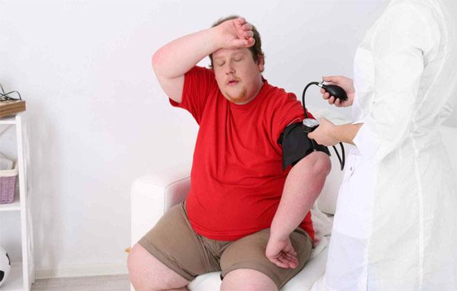 Ожирение и артериальная гипертония