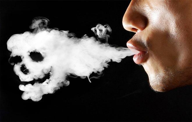 Пассивное и активное курение